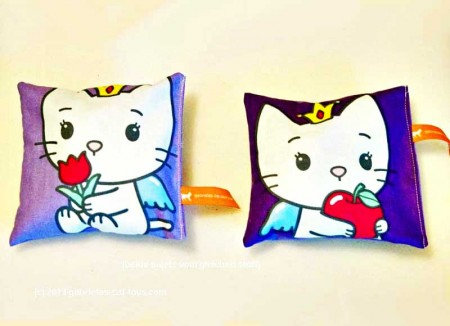 Smellie-Kissen Angel Cat Sugar