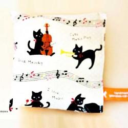 Smellie-Kissen Katzenmusik