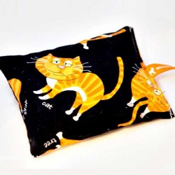 Smellie-Kissen Yogakatzen