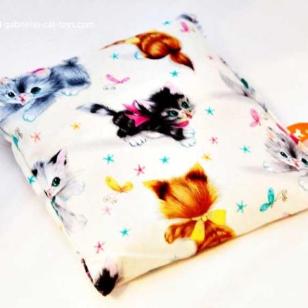 Smellie-Kissen Süße Kätzchen