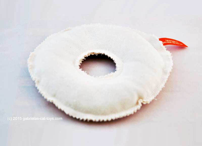 Smellie Donut BIG Hanf-Canvas