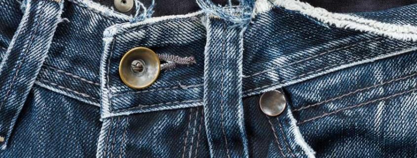 Upcycling von Jeansstoffen