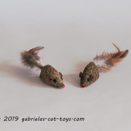 Katzenminze-Maus