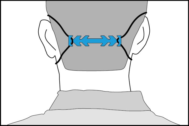 Ohren-Entlaster-Clip