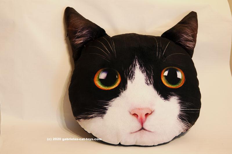 Katzenkissen 1+2